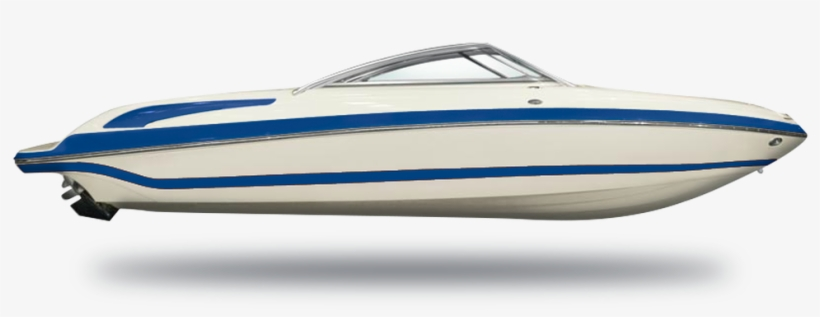 Quick Specs - - Speed Boat From Side, transparent png #9252542