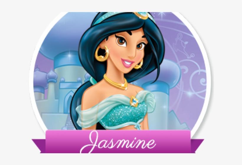 Princess Jasmine Clipart Jade - Jade Thirlwall Princess Jasmine, transparent png #9253687