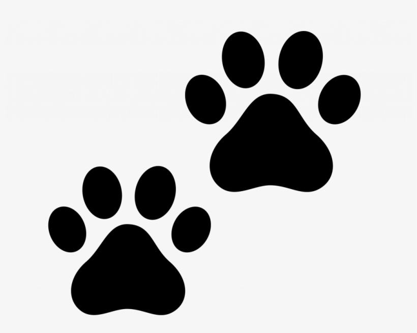 Download Cat Paw Print Clip Art - Clip Art Cat Paw, transparent png #9254765