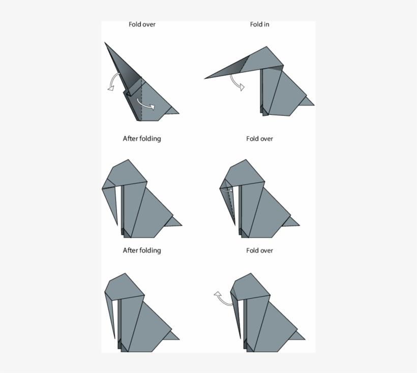 Origami Elephant (Fumiaki Kawahata) 🐘 Amazing Paper Elephant ... | 734x820