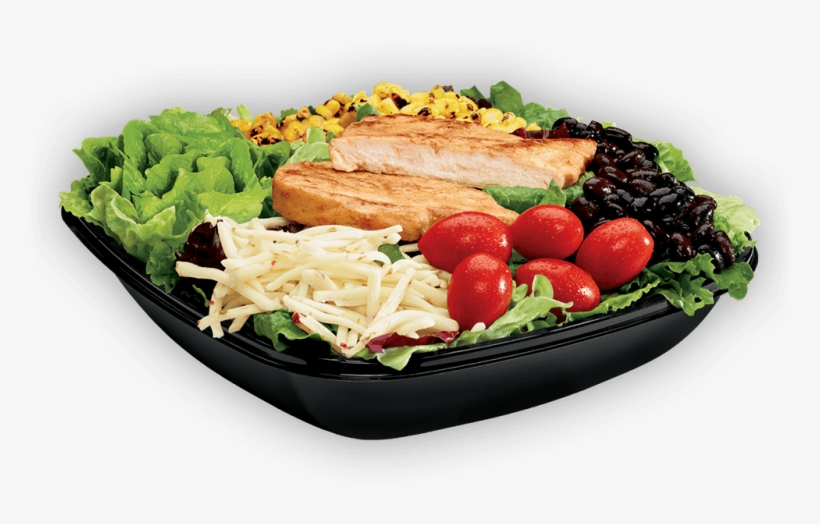 Chicken Salad Png - Grilled Chicken Salad Jack In The Box, transparent png #9278056