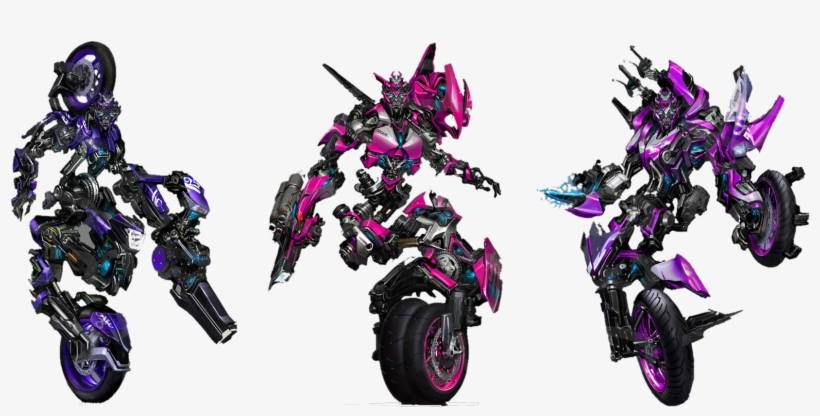 17 Transformers We Need In The 'age Of Extinction' - Transformers Revenge Of The Fallen Arcee Sisters, transparent png #9280056
