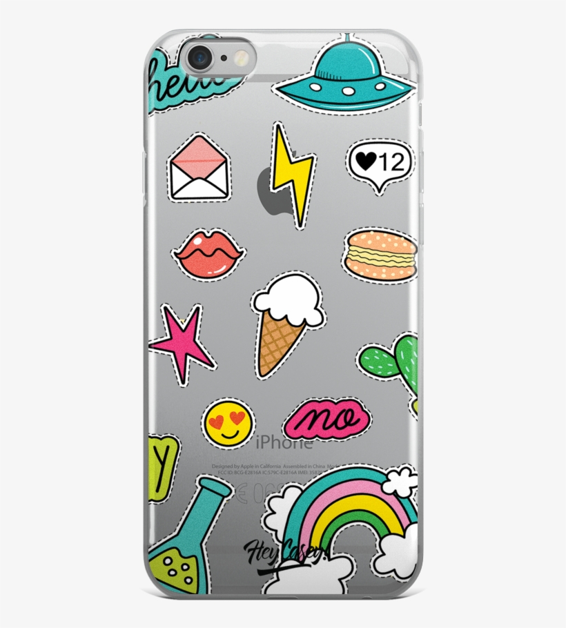 Like Totally 80s Phone Case - Mobile Phone Case, transparent png #9286374