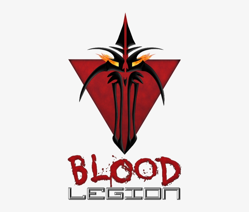 Blood Legion - Rise Of The Blood Legion - Greatest Hits (chapter 1), transparent png #9297016