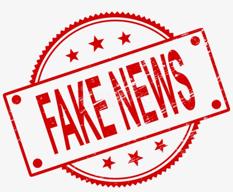 Free Png Fake News Stamp Png - Fake News Stamp Png, transparent png #9297048