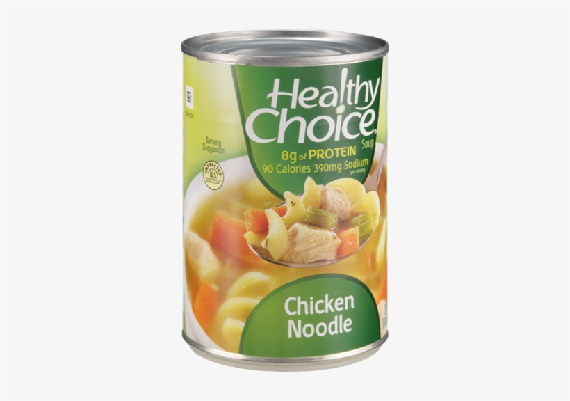 Chicken Rice Soup Can, transparent png #9298795