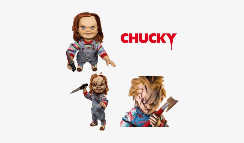 Chucky Movies Angelina Jolie, Action Movies, The Movie, - Child's Play - Chucky 15 Talking Action Figure, transparent png #930087