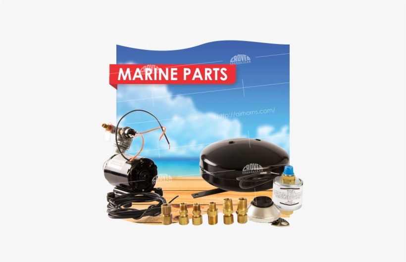 Marine Air Horns - Wish You Had Started Today, transparent png #931570