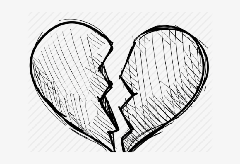 Drawn Heart Free On Dumielauxepices Net Cracked Fake Love Drawings