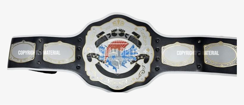 Sparta Economy - Championship Belt, transparent png #933119