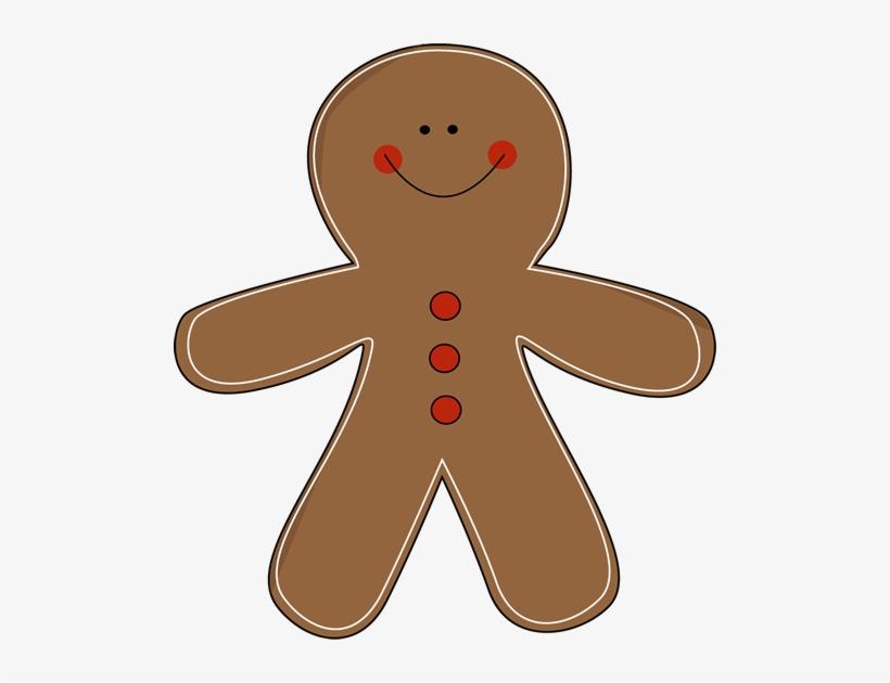 Ginger Bread Man - Gingerbread Man Clip Art, transparent png #933724