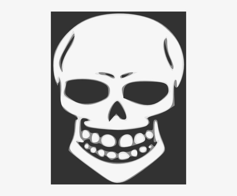 Skull - Happy Halloween Shirt Costume Skull Head T-shirt, transparent png #935616