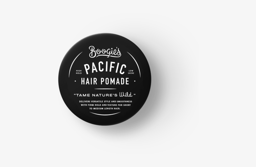 Pacific Hair Pomade - Hair Gel Boogie's Bold Hair Gel 5.5 Oz Alcohol Free, transparent png #936834