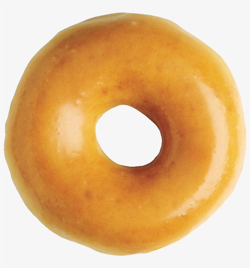 That Once You See The Hotlight Sign Come On, You're - Glazed Donut Clip Art, transparent png #9313100
