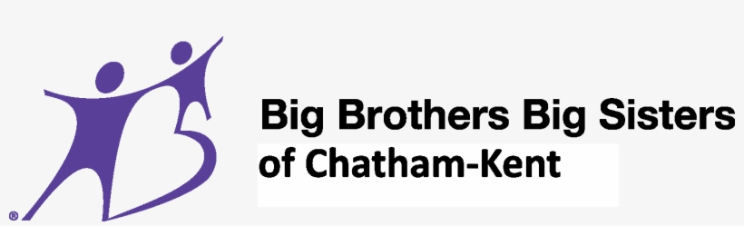 Big Bros Big Sisters - Big Brothers Big Sisters Of Chatham Kent, transparent png #9317327