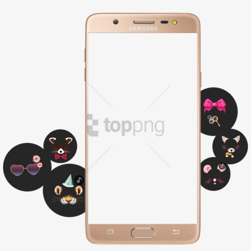Free Png Samsung J7 Pro Mobile Frame Png Image With - Samsung J7 Pro Mobile Frame, transparent png #9330731