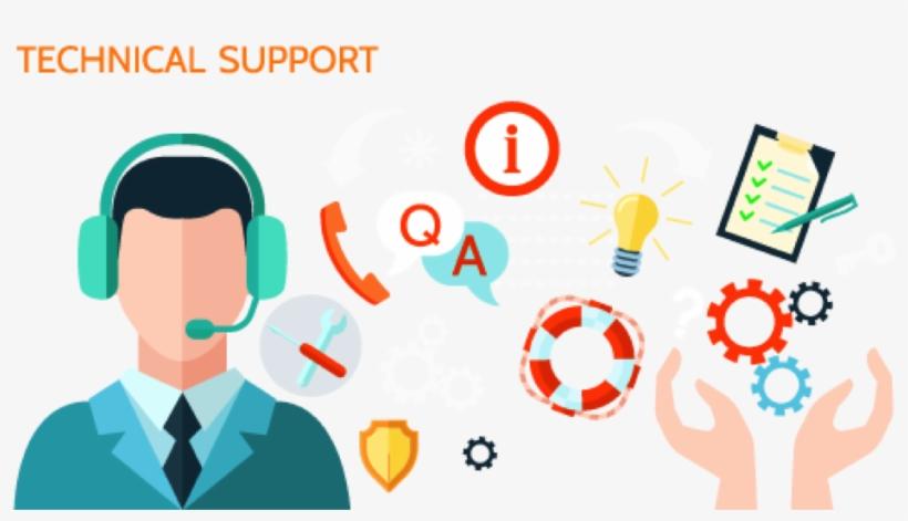 Support Desk, transparent png #9334228