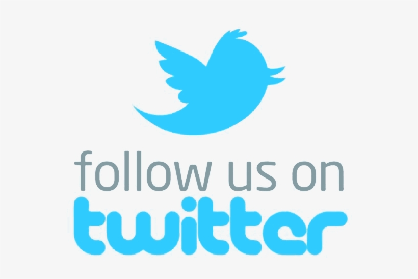 Follow Us On Twitter Announcement - Follow Us On Twitter, transparent png #9335498