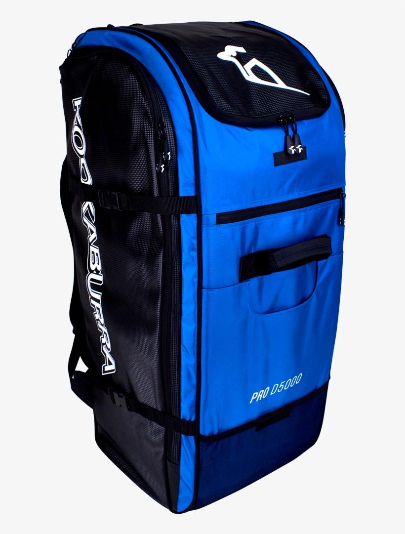 Kookaburra Pro D5000 Duffle Bag, transparent png #9345848