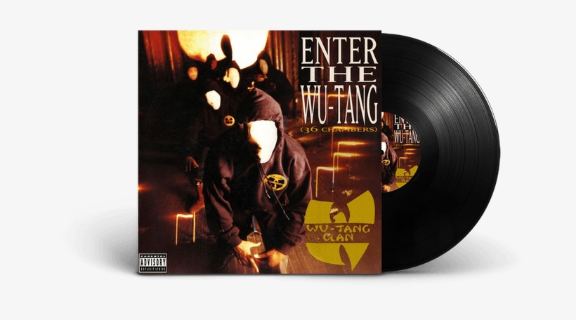 Wu Tang 25th Anniversary Album, transparent png #9346448