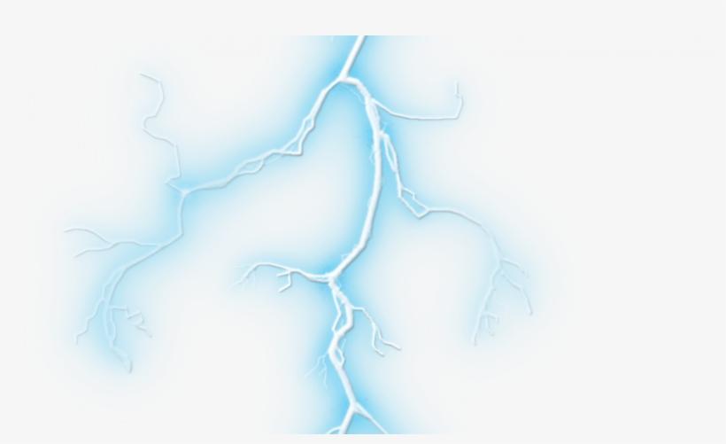 Blue Lightning White Background Lightning Bolt Png