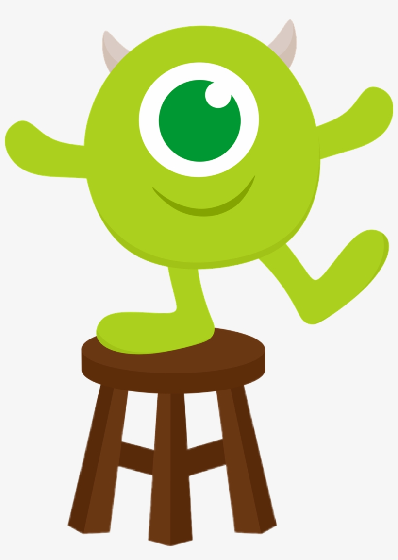Monster Clipart, Monsters Inc Baby, Cute Monsters, - Boo Monstros Sa Png, transparent png #9356471