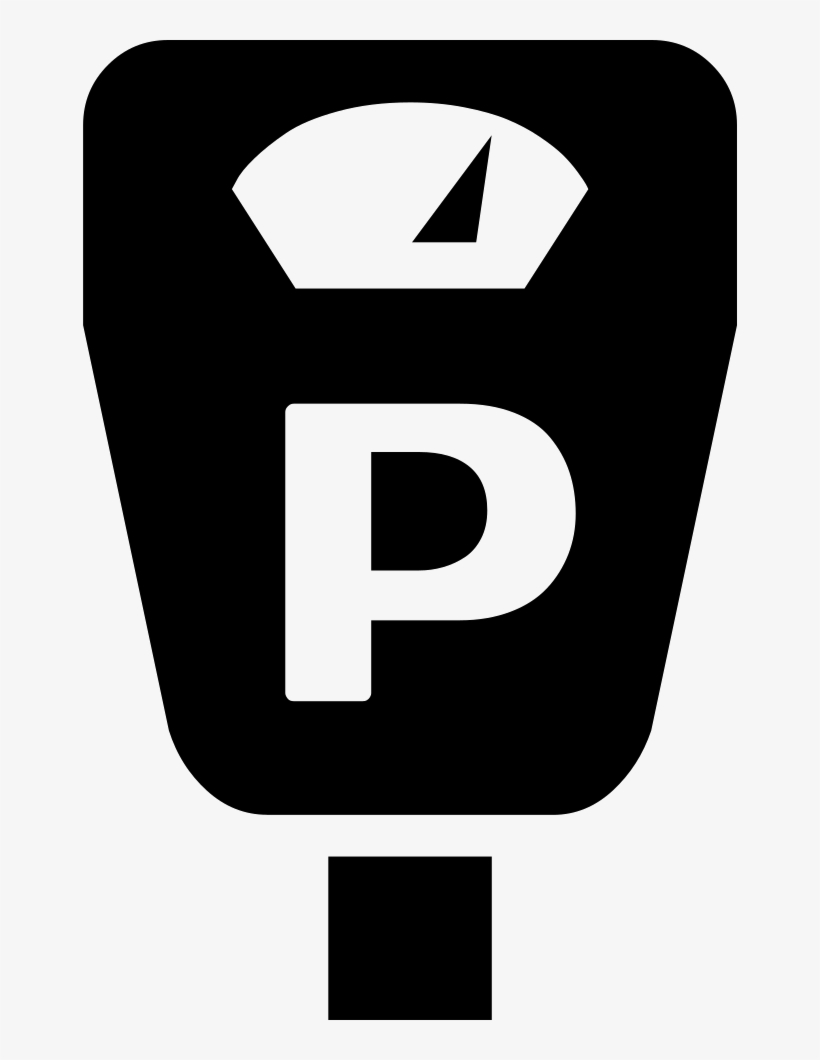 654 X 980 17 - Parking Meter Icon Png, transparent png #9358392