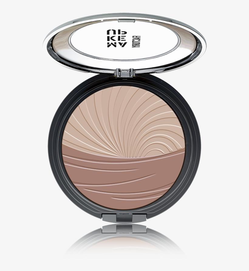 "Make Up Factory Mat Sun Teint Powder ""sun Kissed"" No - Makeup Factory Skin Luminizer, transparent png #9365763"