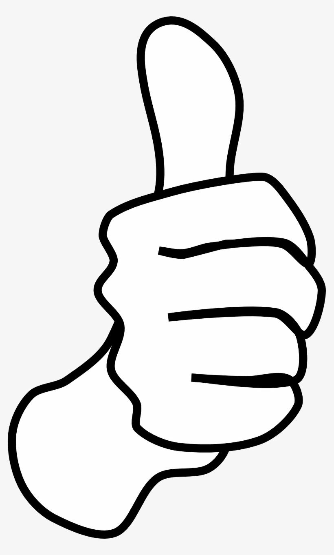 Thumb - Thumb Finger Clipart, transparent png #9365918