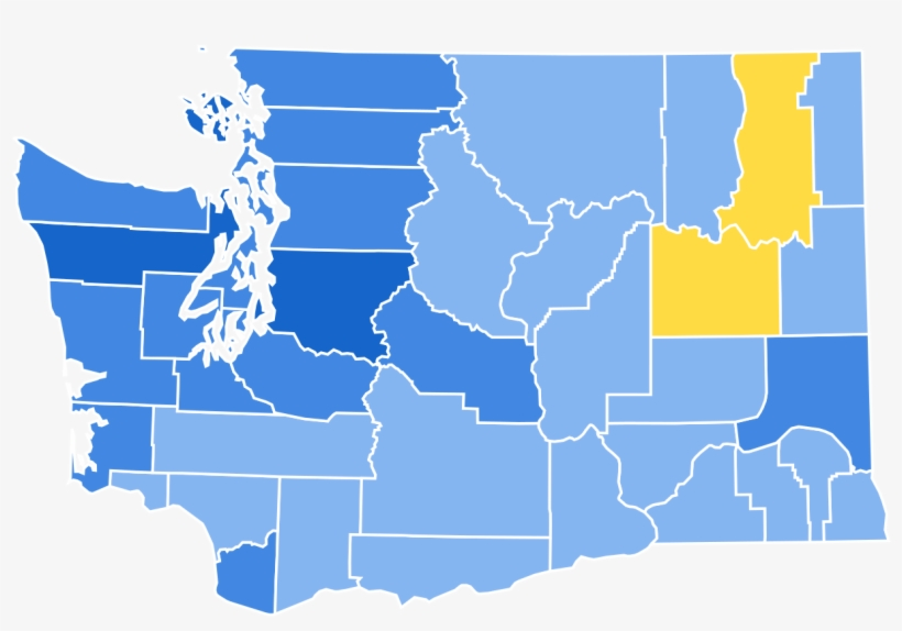 Washington Attorney General Election, 2016 Results - Washington State 2016 Election Results, transparent png #9384105