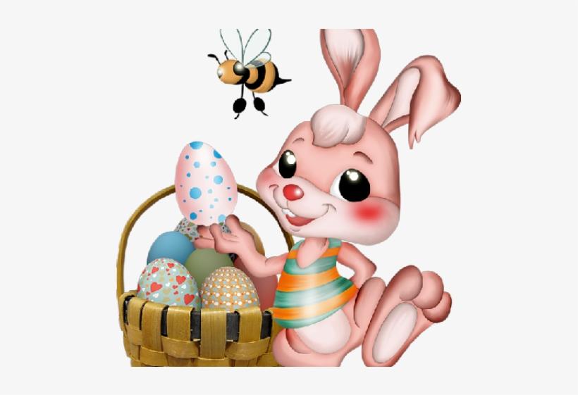 Herbivorous Clipart Easter Lapin De Paques Dessin Couleur