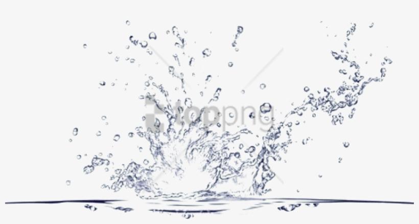 Free Png Water Splash Transparent Psd Png Image With - Water Splash Transparent Background Free, transparent png #9388062