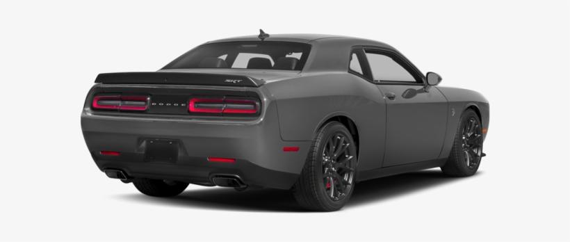 New 2018 Dodge Challenger Srt Hellcat - 2017 Dodge Challenger Rt Red, transparent png #9388865