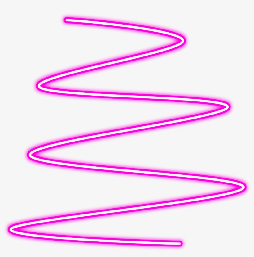 #neon #glow #spiral #pink #line #lines #freetoedit - Colorfulness, transparent png #9389440