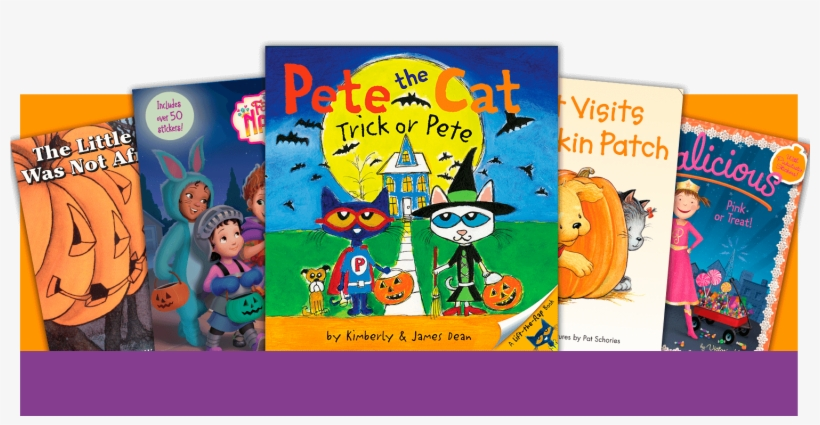 Halloween Books For Kids, transparent png #9390093