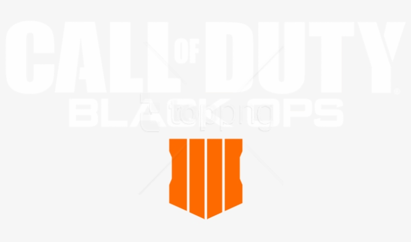 Free Png Call Of Duty Black Ops 4 Logo Png - Call Of Duty Black Ops 4 Logo, transparent png #9396157