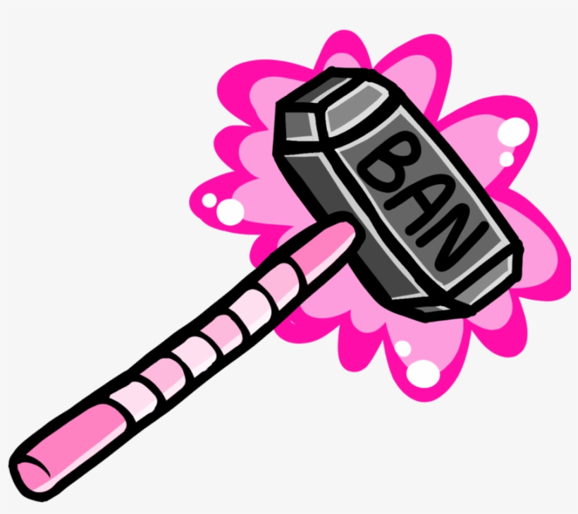 Banned Hammer Png Clipart Free Library Digital Art Free Transparent Png Download Pngkey