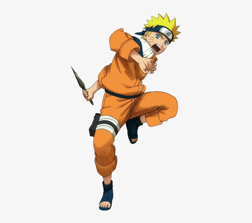 Naruto Naruto Ultimate Ninja Heroes Naruto Free Transparent Png Download Pngkey