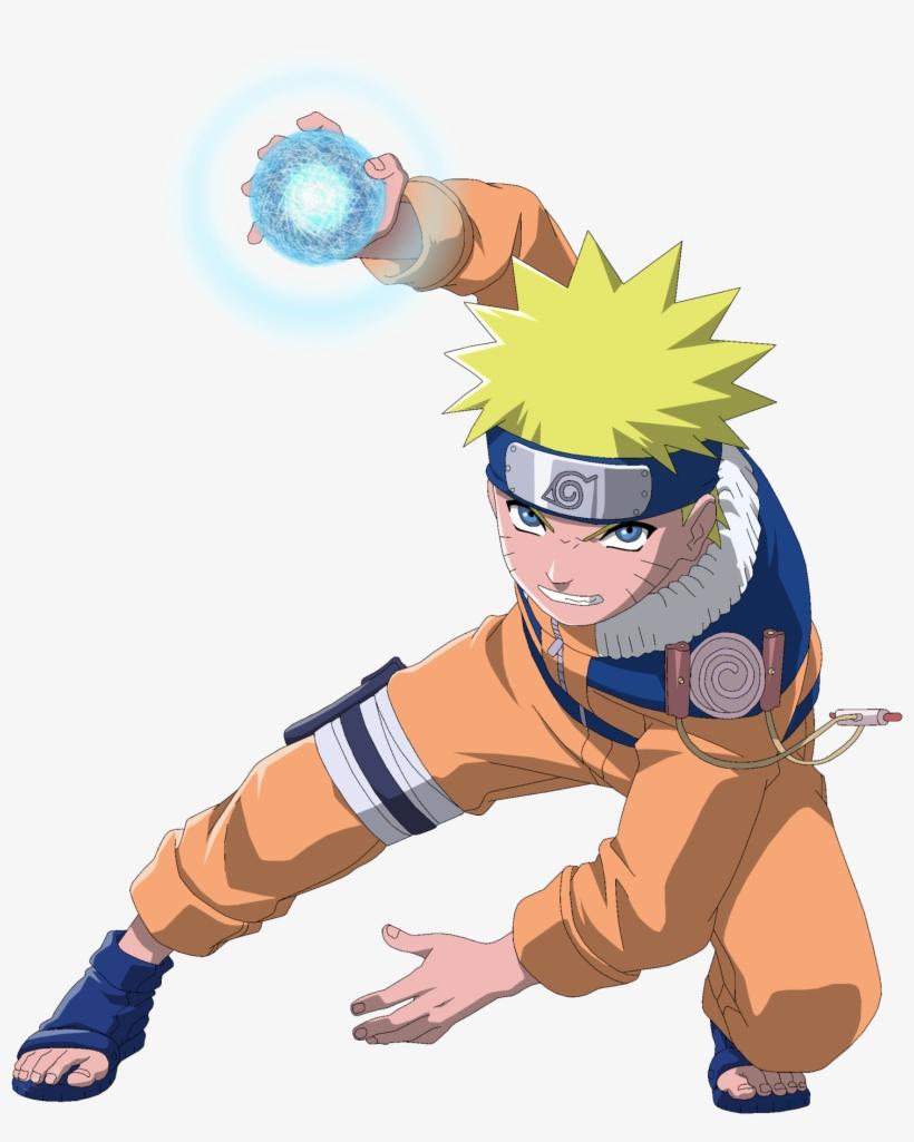 Naruto Uzumaki Is A Shinobi Of Konohagakure - Naruto Uzumaki, transparent png #941748