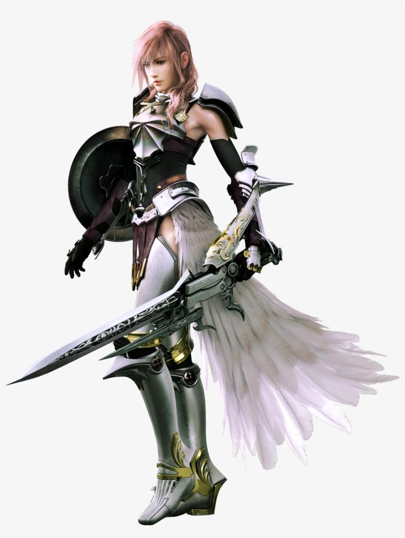 Retawes' Top - Final Fantasy Xiii 2 Character, transparent png #942508