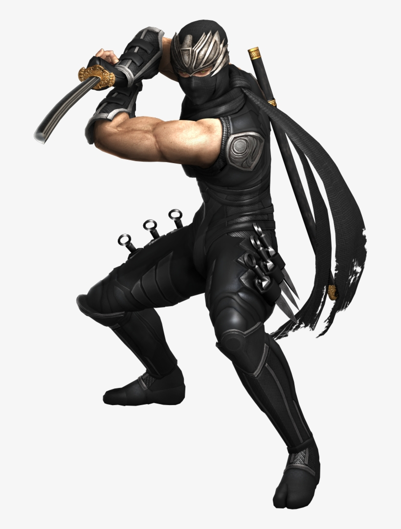 If Asked To Name The Greatest Ninja In Video Game History, - Ninja Gaiden 3 Ryu Hayabusa, transparent png #943109