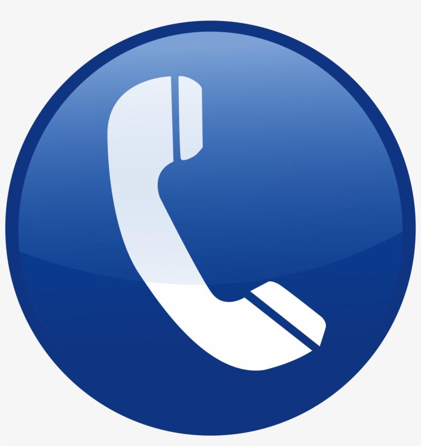 Resultado de imagen de icono telefono gratis png azul