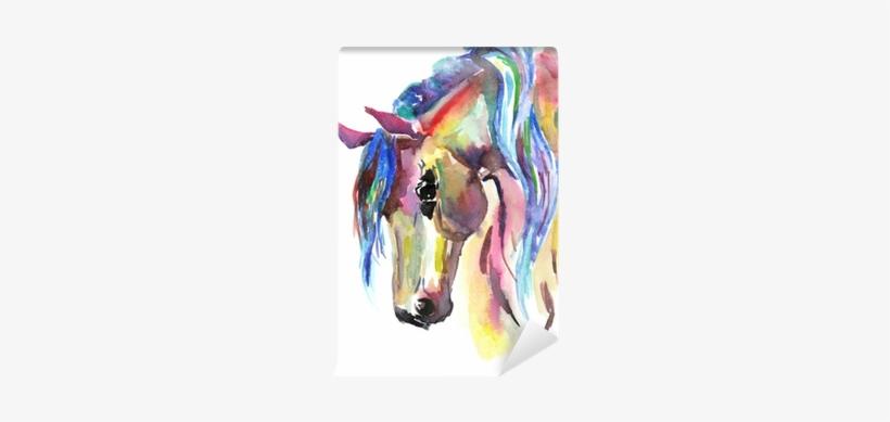 Color Watercolor Illustration - Watercolor Painting, transparent png #943892