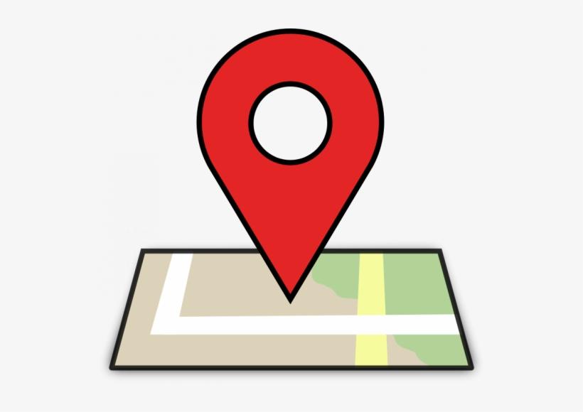 Icono Ubicacion Google Maps Png 3 Png Image: Icono De Ubicación En El Mapa
