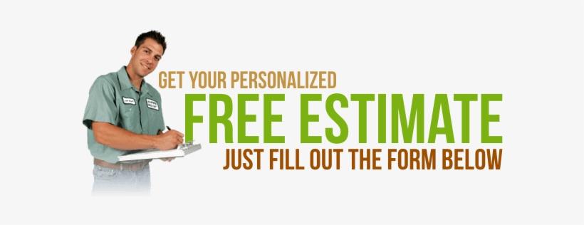 Portland Free Estimates Garage Door Repair - Call Now For A Free Estimate, transparent png #946631