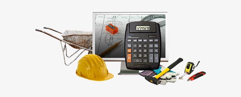 Free Estimate - Construction Estimation, transparent png #947364