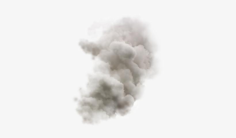 Smoke - Cloud Of Smoke Png - Free Transparent PNG Download