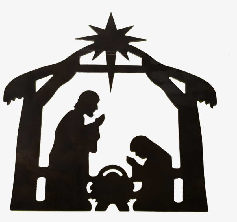 Svg Royalty Free Library Additional Sizes Available - Nativity Scene Transparent, transparent png #948995