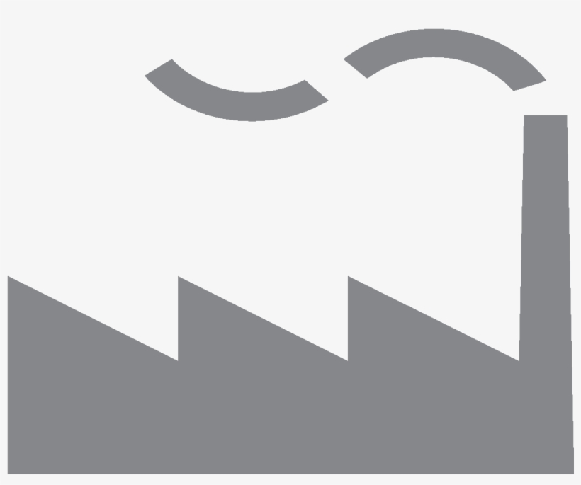 Industry Experience Icon - Factory, transparent png #9403501