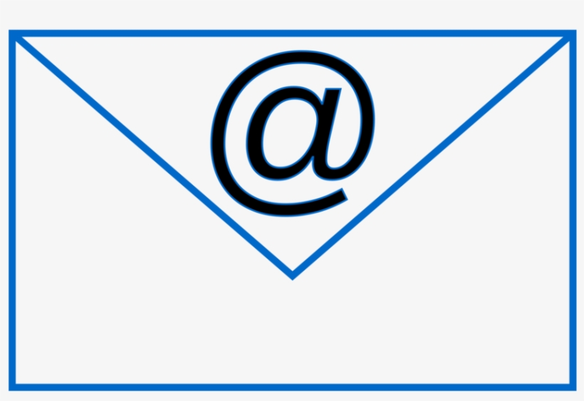Email Address Computer Icons Signature Block Address - Clip Art Email, transparent png #9408493